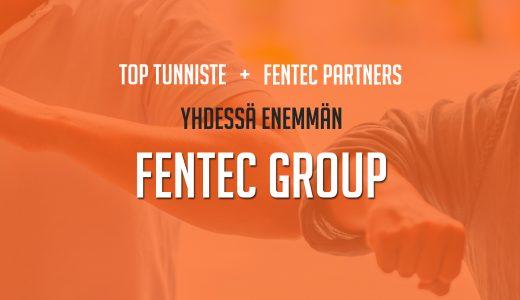 FENTEC Group yhdistää kaksi vahvaa RFID-alan toimijaa